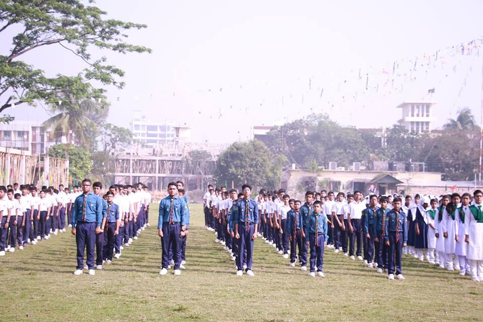 মহান স্বাধীনতা ও জাতীয় দিবস ২০১৯ উদযাপন